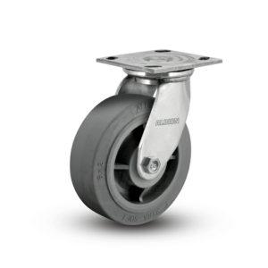 4 Inch Albion 05 Medium Heavy Duty Stainless Steel Swivel Caster - (05XS04201S)