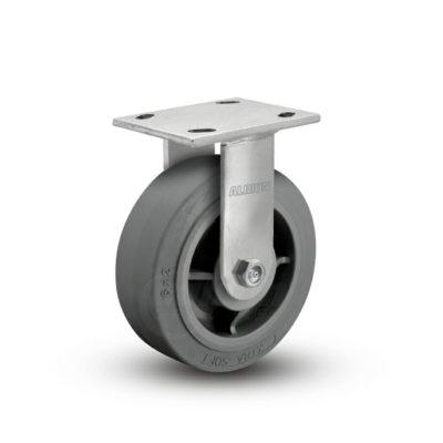 5 Inch Albion 05 Medium Heavy Duty Stainless Steel Rigid Caster - (05XS05201R)