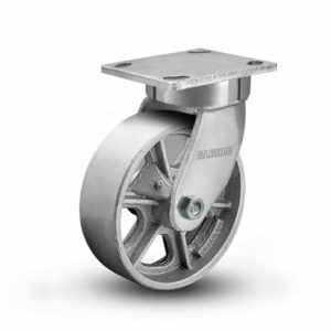 6 Inch Albion 110 Contender Kingpinless Swivel Caster - (110CA06201S)