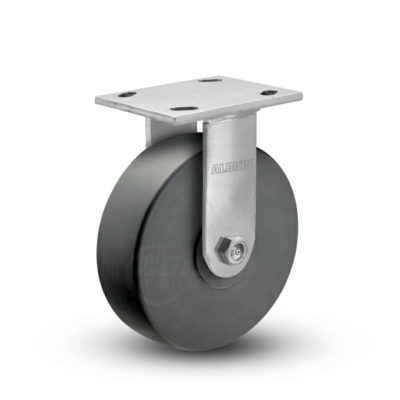 8 Inch Albion 110 Contender Kingpinless Rigid Caster - (110NX08228R)