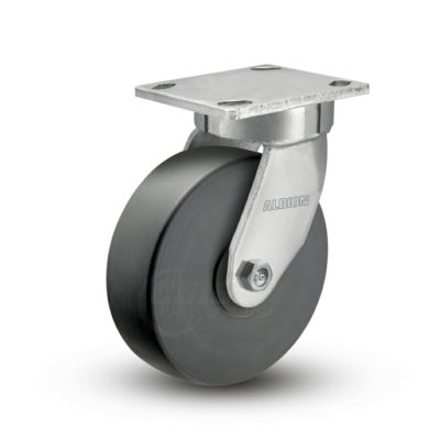 8 Inch Albion 110 Contender Kingpinless Swivel Caster - (110NX08228S)