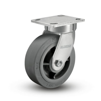 8 Inch Albion 110 Contender Kingpinless Swivel Caster - (110XS08228S)