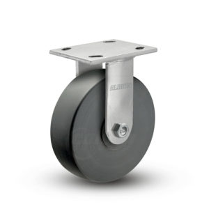 6 Inch Albion 120 Contender Kingpinless Stainless Rigid Caster - (120NX06201R)
