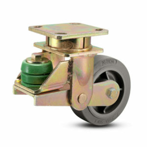 8 Inch Albion 141 Spring Load Kingpinless Swivel Caster - (141XS08228S)