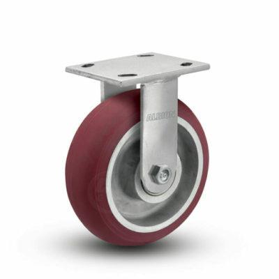 6 Inch Albion 18 Ergonomic Precision Rigid Caster - (18AX06228R)