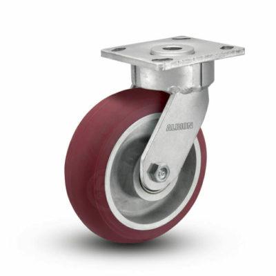 8 Inch Albion 18 Ergonomic Precision Swivel Caster - (18AX08228S)