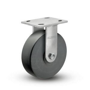 8 Inch Albion 18 Ergonomic Precision Rigid Caster - (18NX08228R)