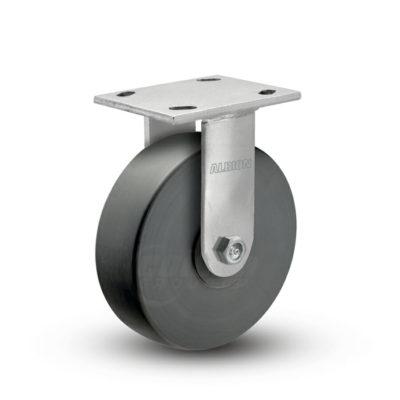 4 Inch Albion 18 Ergonomic Precision Rigid Caster - (18NX04228R)