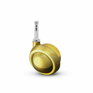 2.5 Inch Shepherd Ball Casters Swivel Caster - (PPL25302BB)
