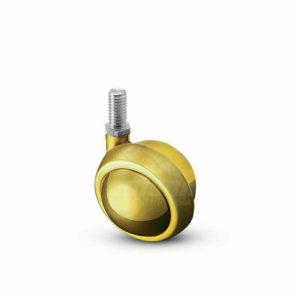 2.5 Inch Shepherd Ball Casters Swivel Caster - (PPL25637BB)