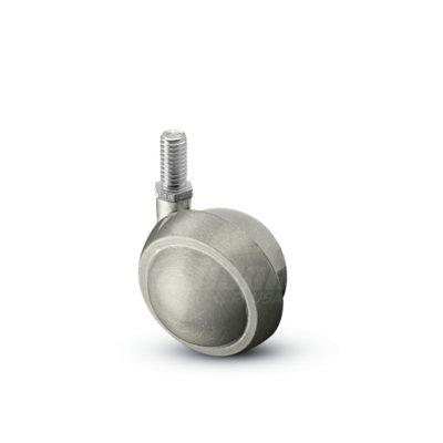 2.5 Inch Shepherd Ball Casters Swivel Caster - (PPL25637SC)