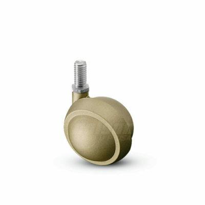 2.5 Inch Shepherd Ball Casters Swivel Caster - (PPL25637WA)