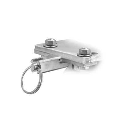 Inch Albion 120 Contender Kingpinless Stainless  Caster - (SL1200000)