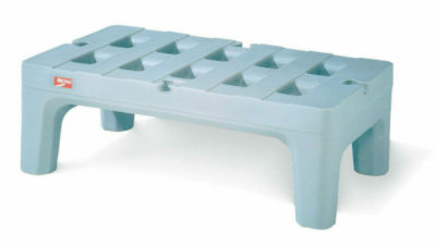 """Metro Bow-Tie Dunnage Rack with Microban, 22"""" x 30"""" (0-41105-61313-9)"""