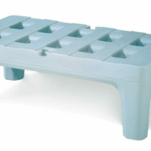"""Metro Bow-Tie Dunnage Rack with Microban, 22"""" x 60"""" (0-41105-61320-7)"""