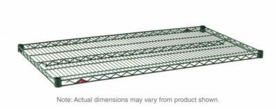 "Super Erecta Wire Shelf, Metroseal 3 Epoxy, 21"" x 36"" (0-41105-32800-2)"