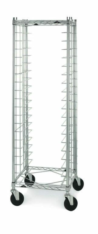 """End-Load Wire Bun Pan Rack, 1.5"""" Slide Spacing (0-41105-68449-8)"""