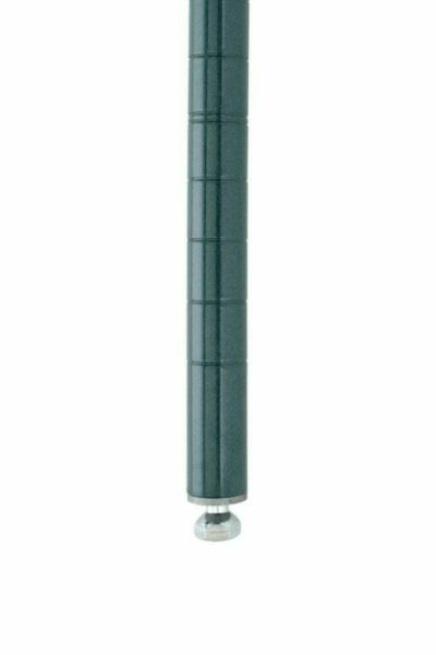"Super Erecta SiteSelect Stationary Shelving Post, Metroseal 3 Epoxy, 74.5"" H (0-41105-39900-2)"