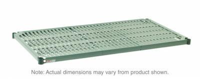 "Super Erecta Pro Wire/Polymer Hybrid Shelf, 18"" x 36"" (0-41105-67443-7)"