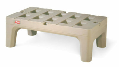 """Metro Bow-Tie Dunnage Rack, 22"""" x 48"""" (0-41105-30030-5)"""