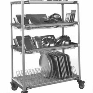 "MetroMax i Mobile Drying Rack, 26"" x 50"" x 68"" (0-41105-67468-0)"