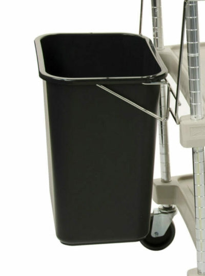 myCart Series Wastebasket and Holder for MY1627 (0-41105-86510-1)