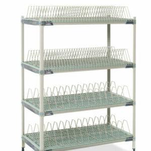 "MetroMax i Stationary Drying Rack, 24"" x 48"" x 75.5"" (0-41105-86468-5)"