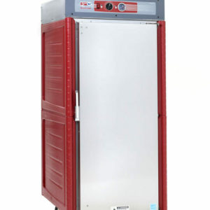 C5 4 Series Holding Cabinet with Insulation Armour Plus, Full Height, Heated Holding Module, Full Length Solid Door, Universal Wire Slides (0-41105-86884-3)