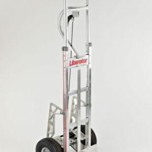 "Straight loop, tread brake truck with 10"" pneumatic wheels"