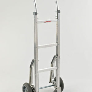 """Loop handle with 8"""" balloon cushion wheels and cast stairclimber"""
