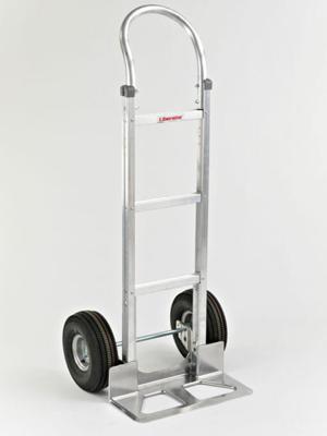"""Loop handle with 10"""" pneumatic wheels"""
