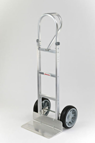 "Straight loop, vertical grip with 10"" no flat wheels"